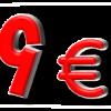 9€ η ώρα ιδιαίτερα