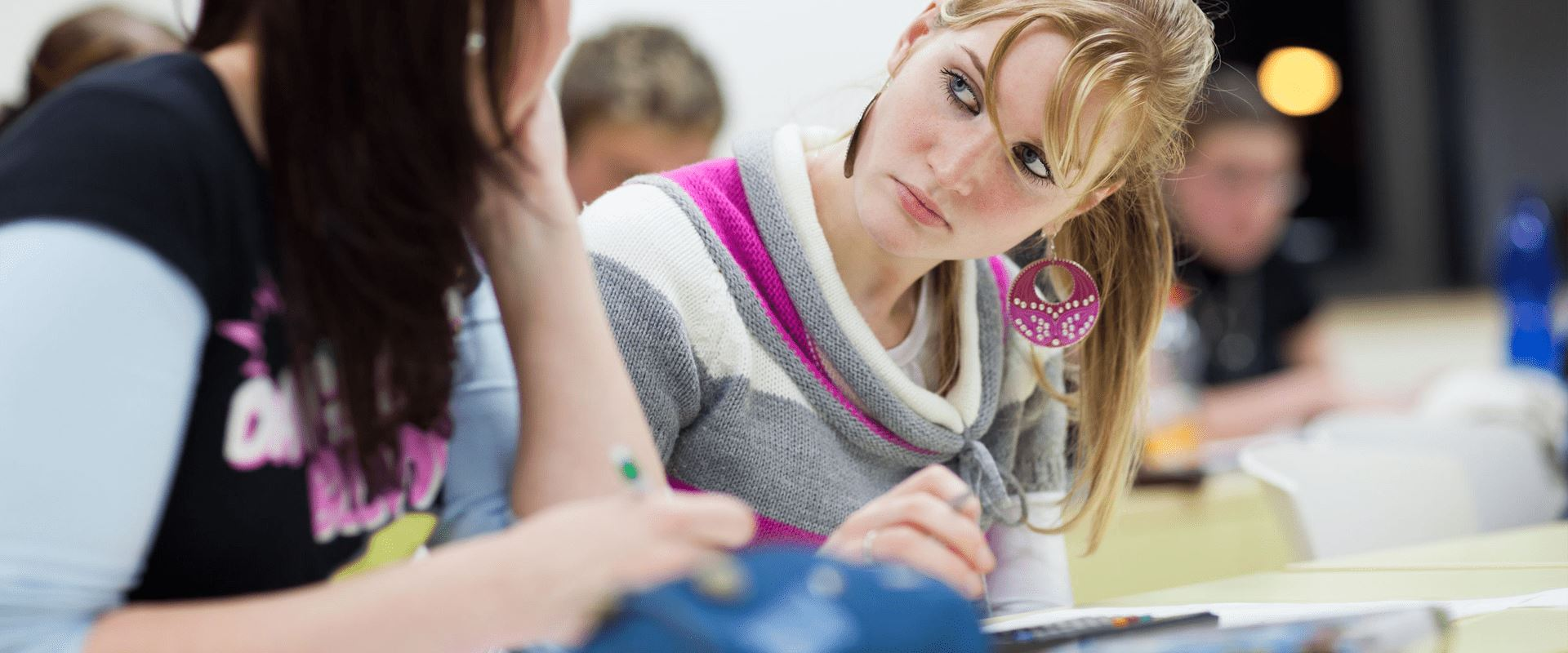 Διαμορφώνουμε τα τμήματα με βάση τη προσωπικότητα του μαθητή