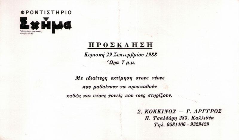 Κουφόπουλος 1988