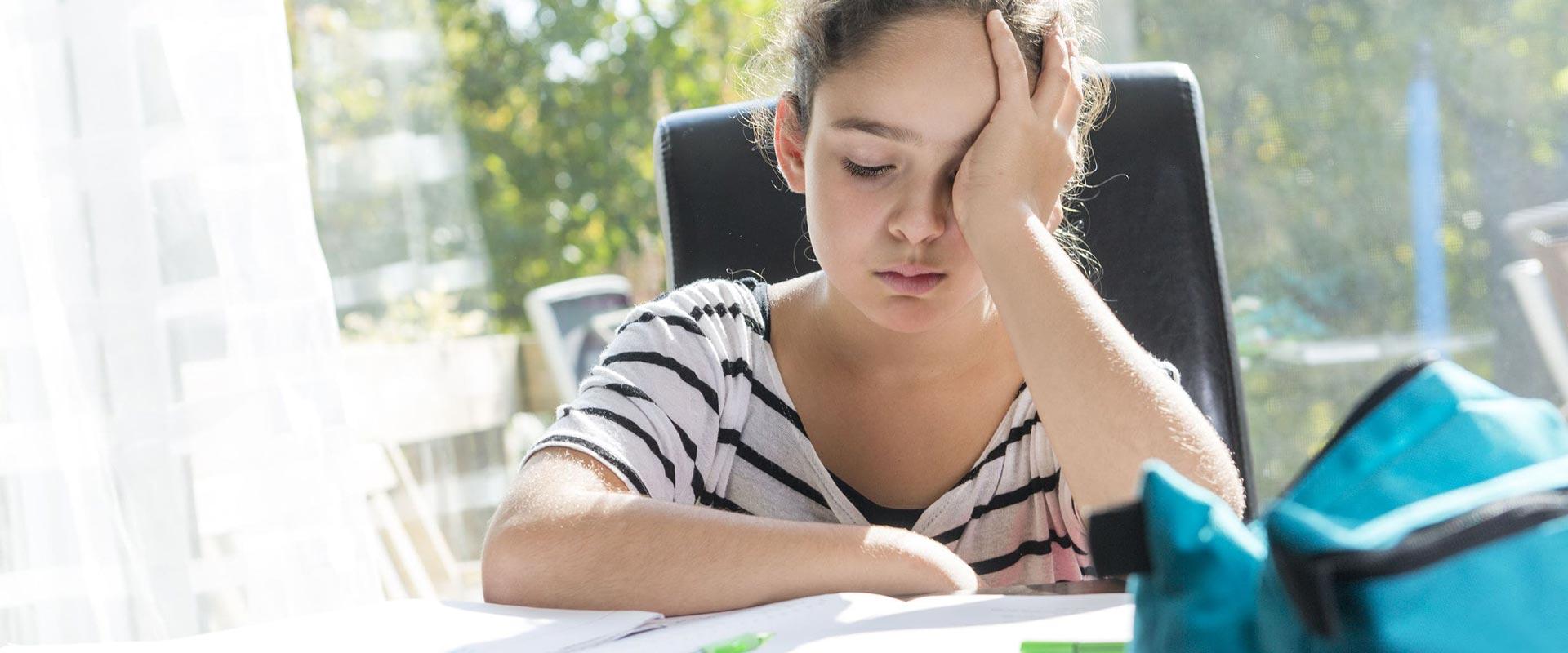 Μαθαίνω να αντιμετωπίζω τον φόβο των εξετάσεων