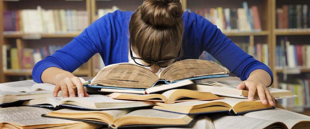 το άγχος στη διάρκεια των εξετάσεων