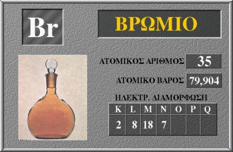 35 Βρώμιο Br