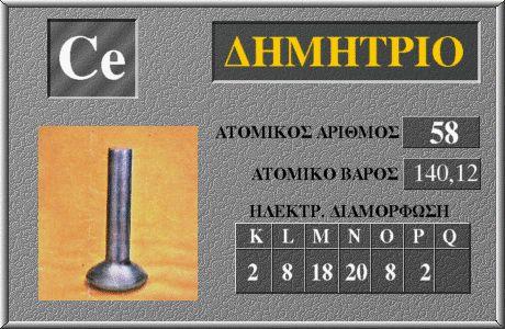 58 Δημήτριο Ce